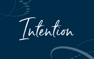The Magic of Intention